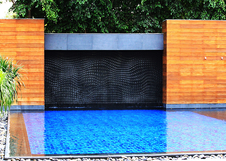 Anoma for Landscape Design : Water Features